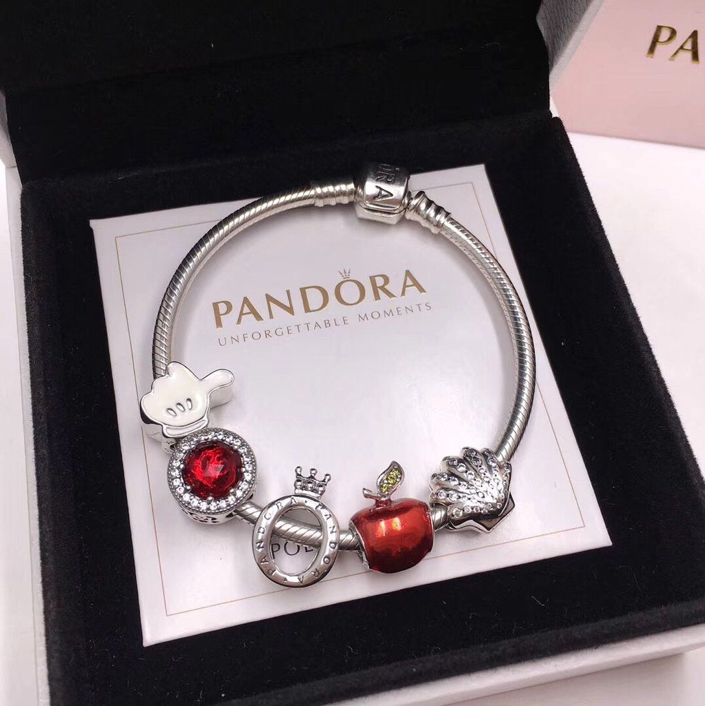 Pandora 5 pcs bracelet