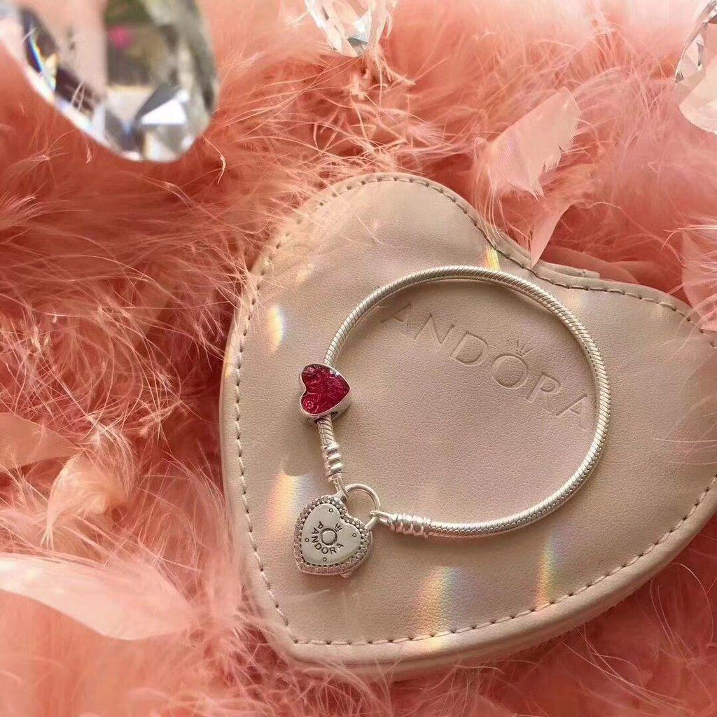 Pandora lock love bracelet