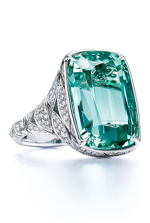 Tiffany & Co. are celebrating their 179-year legacy with the Blue Book collectio...