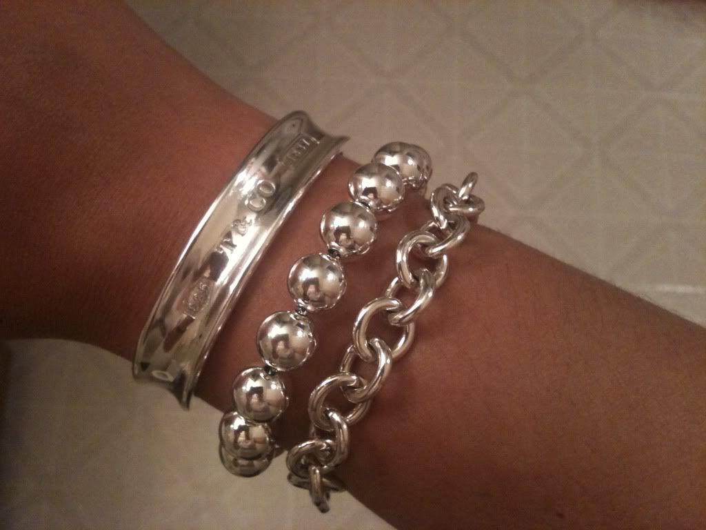 Watch + Bracelet + Bracelet...etc...