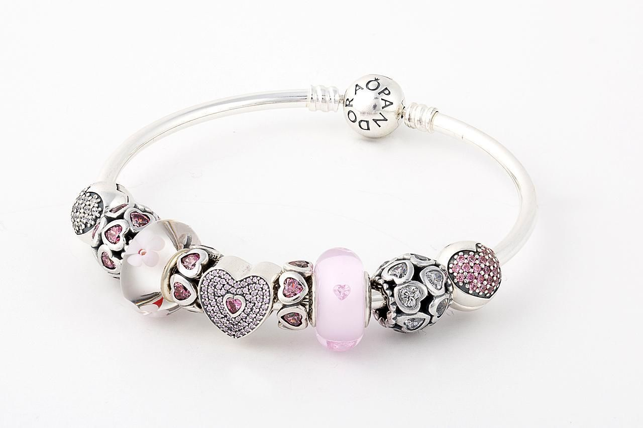 Full PANDORA Bracelets for Inspiration  | PANDORA® Mall of America