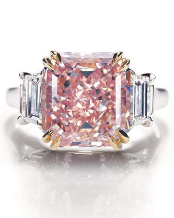 25 Colorful Engagement Rings