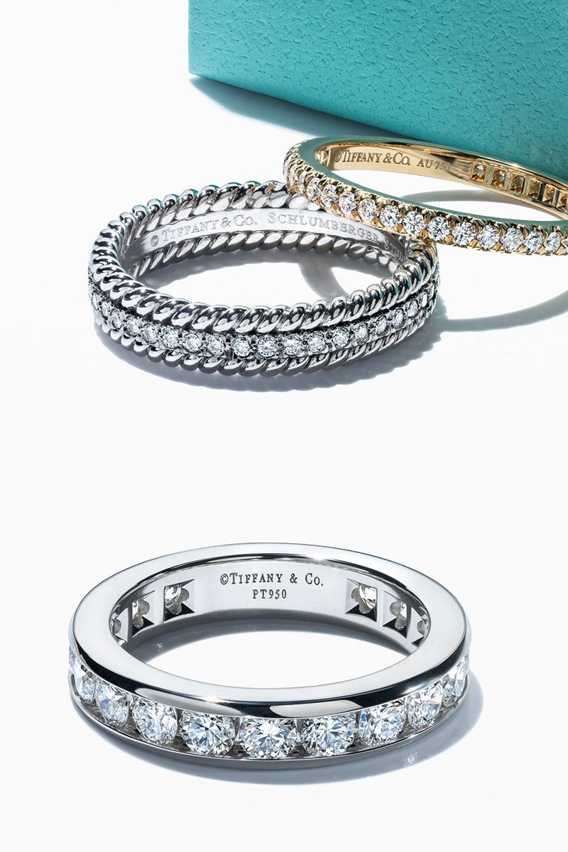 Wedding Bands: Matching Sets for Her & Him