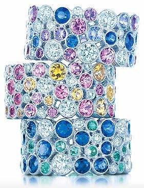 Tiffany & Co Blue Book Annual Fine Jewellery Collection For 2011-2012