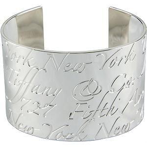 Tiffany & Co. 'Notes' Cuff Bracelet