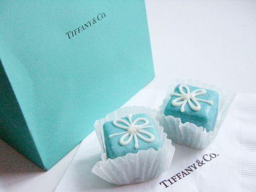 Tiffany's chocolates