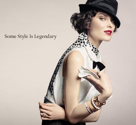 Tiffany & Co. Fall '08 Ad Campaign – POPBEE – Popbee