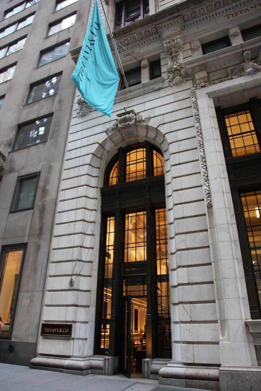 Tiffany's on Wall Street
